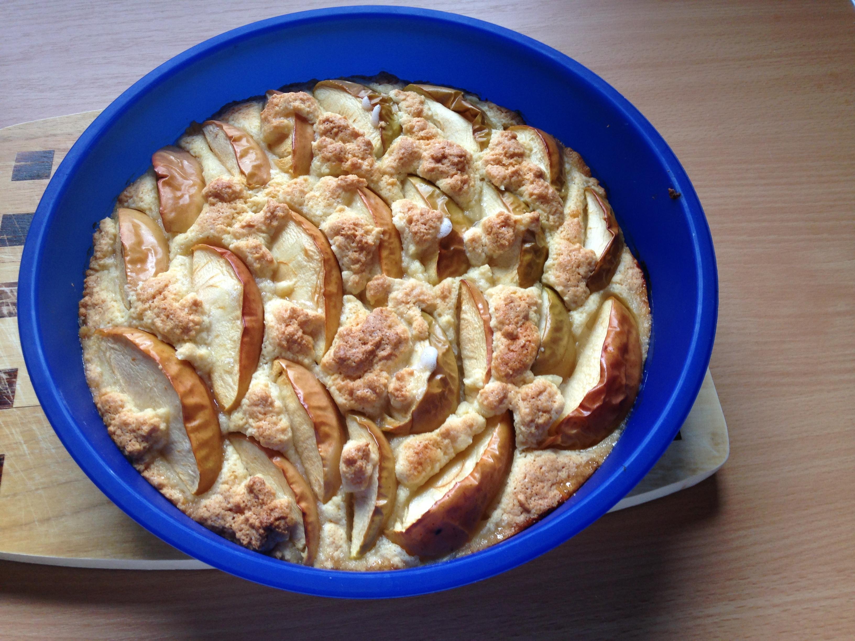 001 Schneller Apfelkuchen