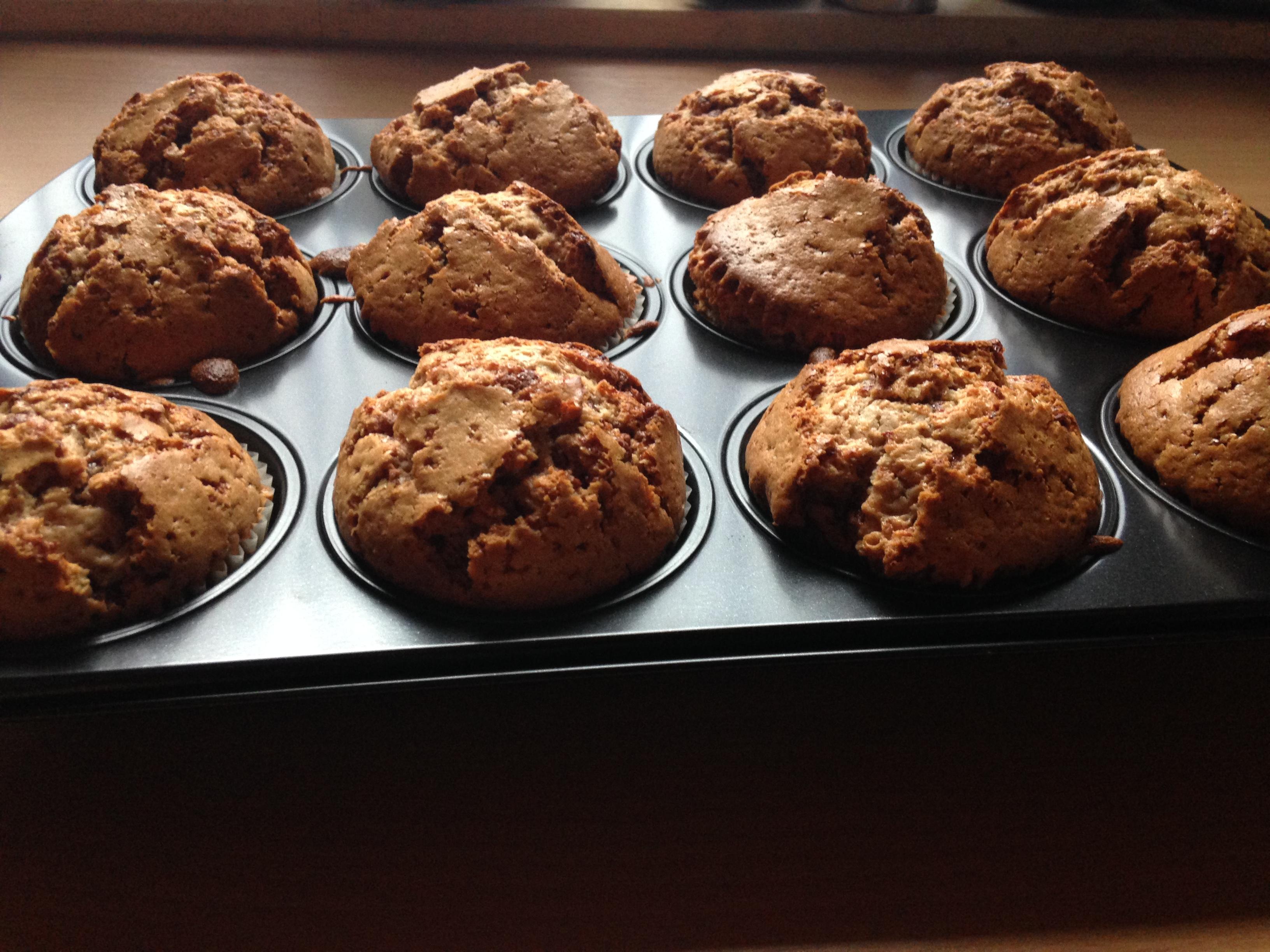 006 Ritter Sport Schokoladen Muffins